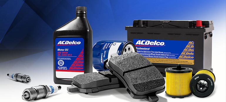 ACDelco Now Distributed by Thunder Automotive